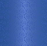 Seamless pattern of silk fabric Royalty Free Stock Image