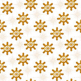 seamless pattern of boat wheel Royalty Free Stock Photography