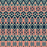 Seamless pattern. Boho ethnic bands. tribal style design. Royalty Free Stock Photography
