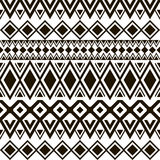 Seamless pattern. Boho ethnic bands. tribal style design. Royalty Free Stock Images