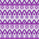 Seamless pattern. Boho ethnic bands. tribal style design. Royalty Free Stock Photos