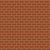 Seamless Pattern with Brick Wall Texture. Stock Photos
