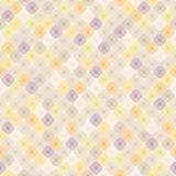 Seamless pattern in bright colors with geometric pattern of squares with rounded corners. Seamless pattern in pastel colors of the elements in the form of Stock Photos