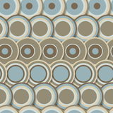 Seamless pattern of brown abstract Royalty Free Stock Photo