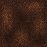 Seamless pattern of brown leather Royalty Free Stock Photos