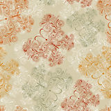 Seamless Pattern with Butterflies Royalty Free Stock Photography