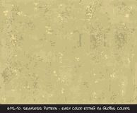 Seamless Pattern - Camouflage - Desert Stock Images