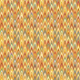 Colorful seamless pattern, arrows  background. Stock Image
