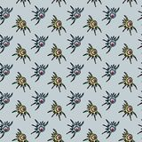 Seamless geometric pattern. Seamless pattern can be used for textiles, wrapping paper, wallpaper, pattern fills, web page background, surface textures Stock Photo