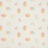 Seamless pattern with candies and sweets Stock Photography