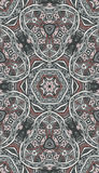 Seamless pattern carpet dsign Stock Image