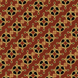 Seamless pattern with celtic ornaments Royalty Free Stock Photo