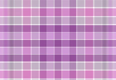 Seamless pattern of checkered cotton or linen fabric colors. Stock Photo