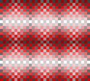 Seamless pattern with checkered design. Royalty Free Stock Photos