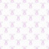 Seamless pattern children. Toys. Hare. Seamless pattern children. Minimalism. Vector illustration royalty free illustration