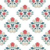 Seamless pattern in China style Stock Photos