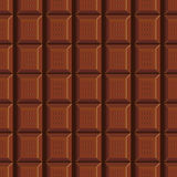 Seamless pattern with chocolate texture-4 Stock Photo