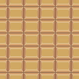Seamless pattern with chocolate texture-2 Stock Image