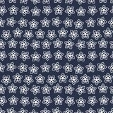 Cute Floral pattern in the small flower. Motifs scattered random. Seamless vector texture_2 stock illustration