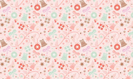 Seamless pattern Christmas Royalty Free Stock Photography