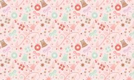 Seamless pattern Christmas Royalty Free Stock Photography