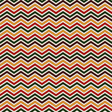 Seamless pattern in Christmas traditional colors. Chevron bright colors diagonal lines abstract background. Can be used for digital paper, textile print, page vector illustration
