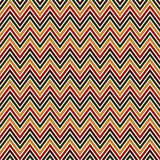 Seamless pattern in Christmas traditional colors. Chevron bright colors diagonal lines. Abstract background. Can be used for digital paper, textile print, page vector illustration