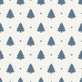 Seamless Pattern. Christmas Tree. Background Design Stock Image