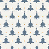 Seamless Pattern. Christmas Tree. Background Design Stock Photos