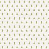 Seamless pattern with Christmas trees. Stock Photography