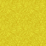 Seamless pattern with chrysanthemum Royalty Free Stock Image
