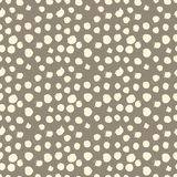 Seamless pattern with circles Royalty Free Stock Image