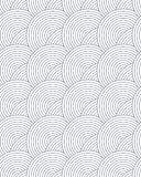 Seamless pattern with circles. Repeating modern Royalty Free Stock Photos