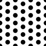 Seamless pattern with circles. On a White background. vector illustration Stock Illustration
