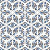 Seamless pattern with clipping path Royalty Free Stock Photo