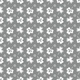Seamless pattern. Clover leaves. St. Patrick\'s Day. Seamless pattern with clover leaves. Shamrock background. St. Patrick\'s Day. Design for banner and print stock illustration