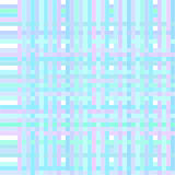 Seamless pattern in cold tones of interwoven colored stripes. Seamless pattern in pastel cold tones from twisted pink, light green, light blue, lilac stripes on Royalty Free Illustration