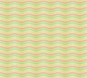 Seamless pattern with color wavy lines Royalty Free Stock Photography
