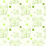 Seamless pattern with colored square Royalty Free Stock Photos
