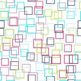 Seamless pattern with colorful rectangle squares. Vector. Seamless pattern with colorful rectangle squares. Vector Royalty Free Stock Photography