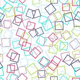 Seamless pattern with colorful rectangle squares. Vector. Seamless pattern with colorful rectangle squares. Vector Royalty Free Stock Image