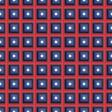 Seamless  pattern with colorful squares Royalty Free Stock Images