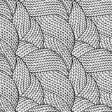 Seamless pattern for coloring book Royalty Free Stock Photo