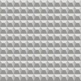 Seamless pattern. Concrete fence Stock Images