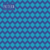 Seamless pattern contemporary and modern that you can change col Stock Photography