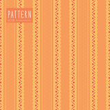 Seamless pattern contemporary and modern that you can change col Stock Images