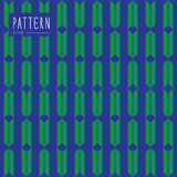 Seamless pattern contemporary and modern  Stock Images
