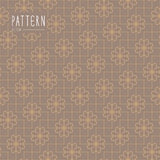 Seamless pattern contemporary and modern Royalty Free Stock Photos