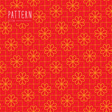 Seamless pattern contemporary and modern  Royalty Free Stock Images