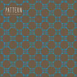 Seamless pattern contemporary and modern Royalty Free Stock Image